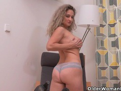 Best of euro milfs: roxana, elisabeth and ameli clip