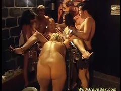 German weekend swinger party videos