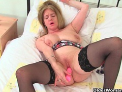 Britain's sexiest milfs: clare cream, lulu lush and lily may videos
