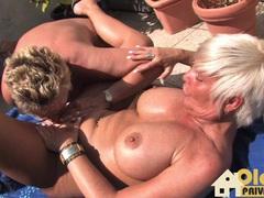 Lesben am samstag videos