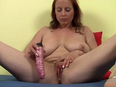 Great milf naturals on a naughty masturbating mom videos
