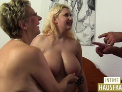 Blond fat german girl movies at kilosex.com