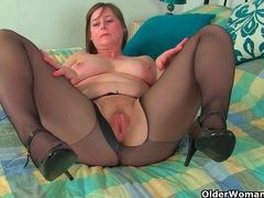Britain's sexiest milfs: lelani, april and janey movies at find-best-lingerie.com