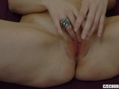 Amateur girl reaches her first pussy orgasm movies at find-best-videos.com
