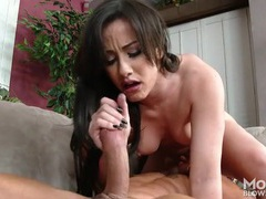 Jennifer white sucks dick and gets her cunt licked movies at find-best-babes.com