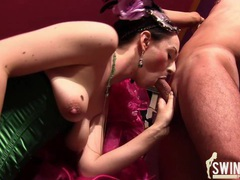 German swinger club movies at kilogirls.com