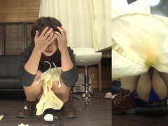 Subtitled japanese amateur pee desperation failure in hd videos
