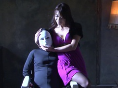 Subtitled bizarre japanese zentai suit drama foreplay in hd movies