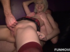 Slut in a sex shop movies at freekilomovies.com