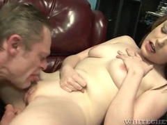 Munching a lovely wet cunt and fucking the slut from behind movies at kilosex.com