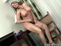 America's sexiest milfs: payton leigh, sheila and artemisia movies at kilosex.com