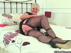 My favorite videos of british granny claire knight videos