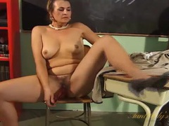 After school masturbation with a naughty teacher videos