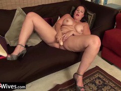 Usawives dylan jenn solo chubby pussy masturbation movies at kilopics.net