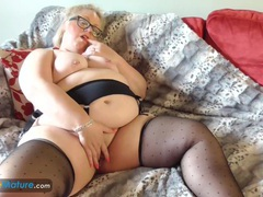 Europemature blonde chubby lexie solo masturbation movies at adspics.com