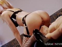 Lesbian debauchery movies at kilosex.com
