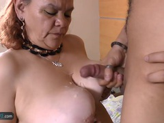 Agedlove hot latin granny chubby fucking hardcore videos