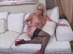 My favorite canadian milfs: velvet skye, bianca and janice videos