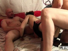 Ugly old threesome fuck movies at freelingerie.us