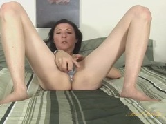 Yummy cream drips out of her mature pussy movies at find-best-videos.com