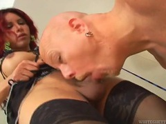 Tranny sucking and cumshots in a glorious compilation videos