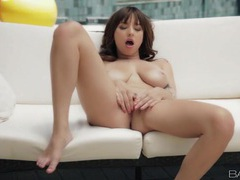 Buxom shay laren rubs her perfect pornstar pussy videos