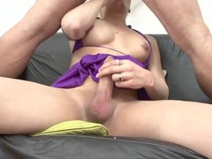 Tgirl cheerleader takes his asshole from behind movies at find-best-babes.com