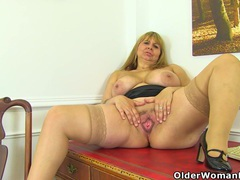 Milf alexa is britain's best secretary movies at find-best-pussy.com