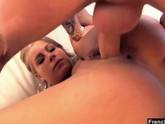 Pretty blonde anal whore pounded by his hard dick movies at find-best-ass.com